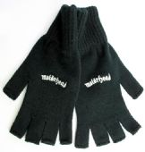 Motorhead - 'Logo' Fingerless Gloves